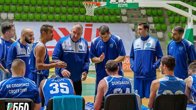 Балкан -2, Славия, Спортист и Правец – напред в турнира за купата на ББЛ