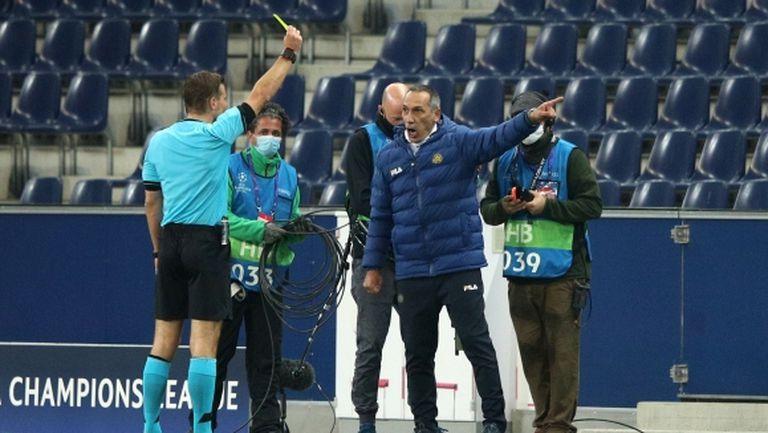 Скандално уволнение на Йоргос Донис от треньорския пост в Макаби Тел Авив