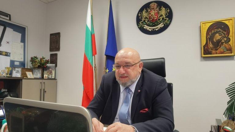Министър Кралев: България имаше своите триумфи, въпреки трудната година за спорта