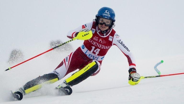 Австрийска скиорка аут до края на сезона заради контузия