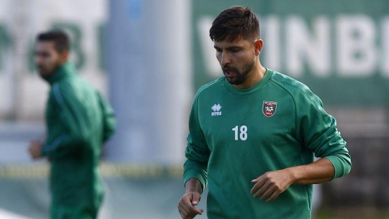 Илия Миланов: При интерес съм готов за прговори с друг клуб