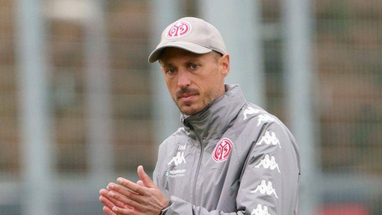 Майнц 05 се раздели с треньора си