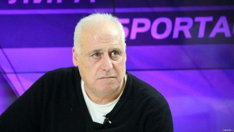 Джеки: Сашо Димитров да не обръща внимание на треньори без отбори
