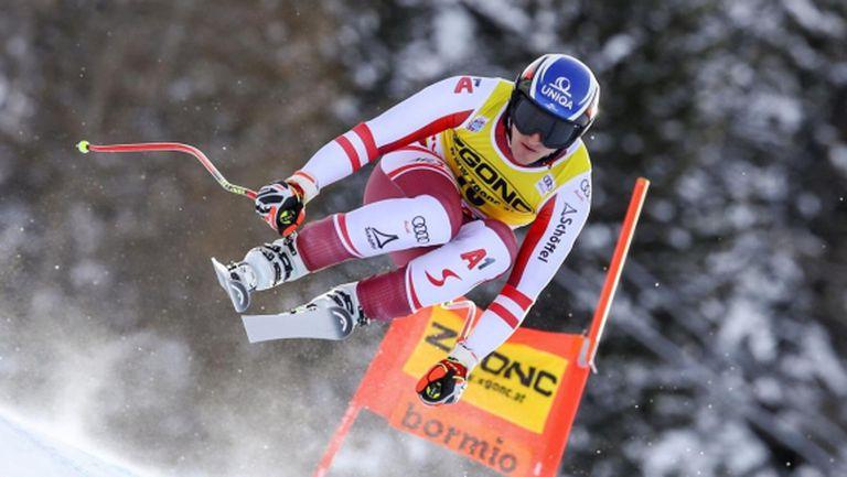 Матиас Майер спечели спускането в Бормио