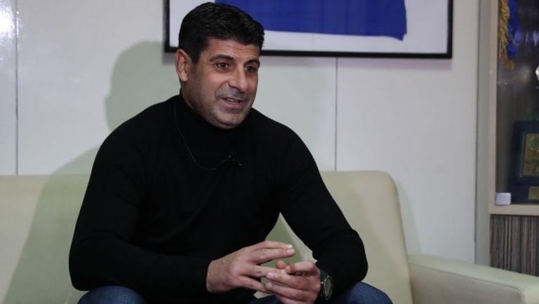 Георги Иванов пред Sportal.bg: Когато свършат парите, свършва любовта! (видео)