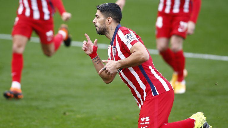 Луис Суарес: Най-важният ми гол беше с екипа на Уругвай