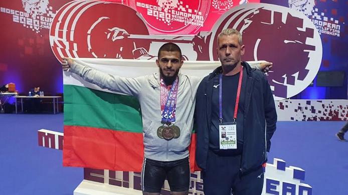 Спящият гигант в щангите се пробужда - доминацията на България продължава с ново злато
