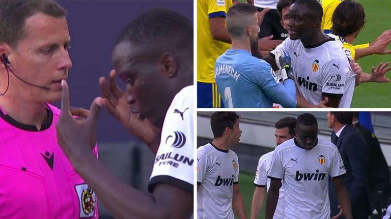 Скандална проява на расизъм беляза мач в Ла Лига (видео)