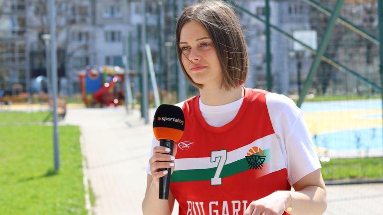 Sportal.bg разкрива: 40 неща, които не знаете за Борислава Христова (видео)🏀