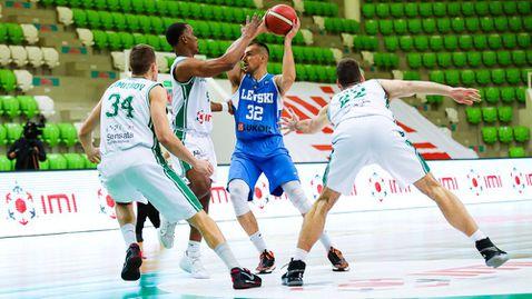 Левски Лукойл и Балкан излизат в яростен сблъсък на старта на полуфиналите в НБЛ😳