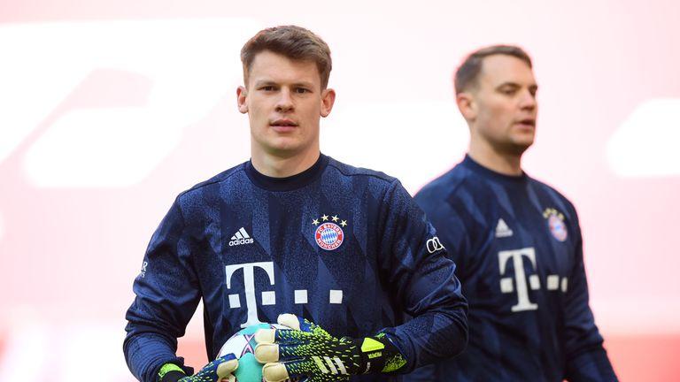 Унион (Берлин) е започнал преговори с Байерн за вратар