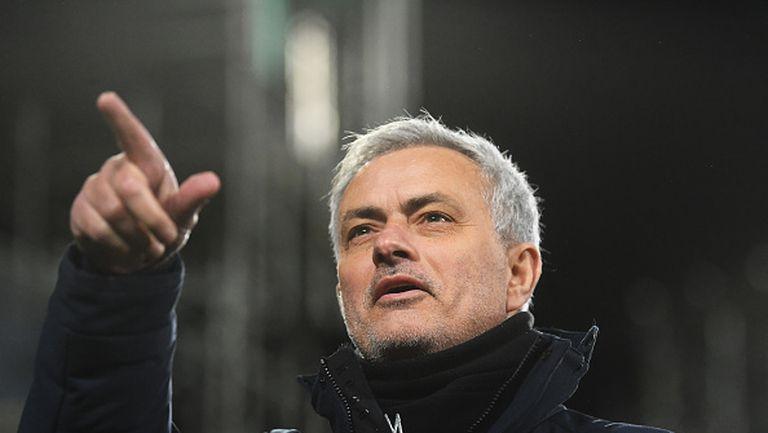Жозе Моуриньо поема Рома от следващия сезон