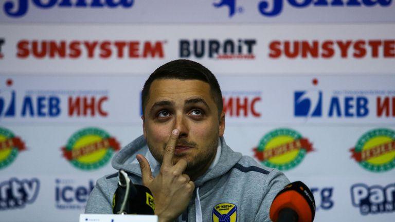 Александър Иванов: Идването на Камило Плачи е атестат за добрата работа в Пазарджик и Хебър (видео)