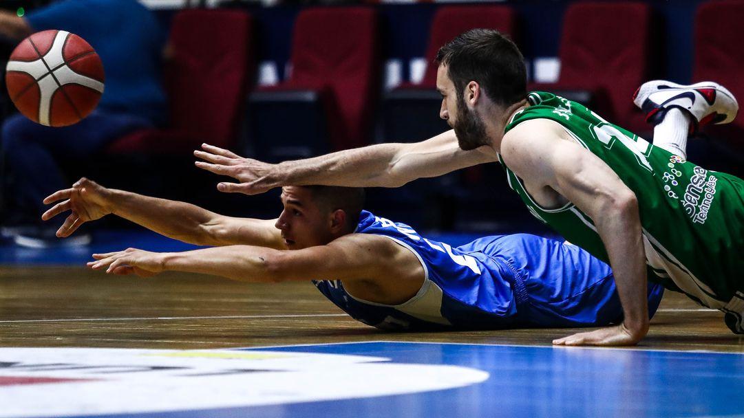 Полуфинали НБЛ – мъже / Левски-Лукойл – Балкан