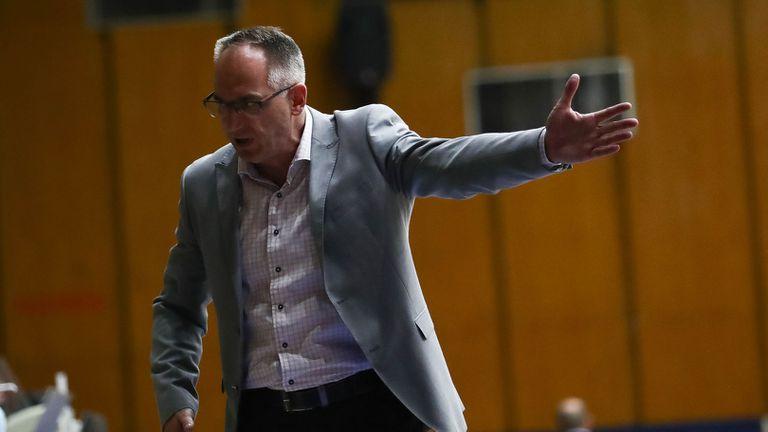 Треньорът на Балкан с критика към отсъжданията в първия мач с Левски Лукойл (видео)