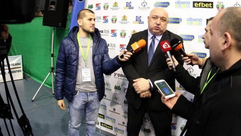 Красен Кралев с любопитна позиция за промените в Левски (видео)