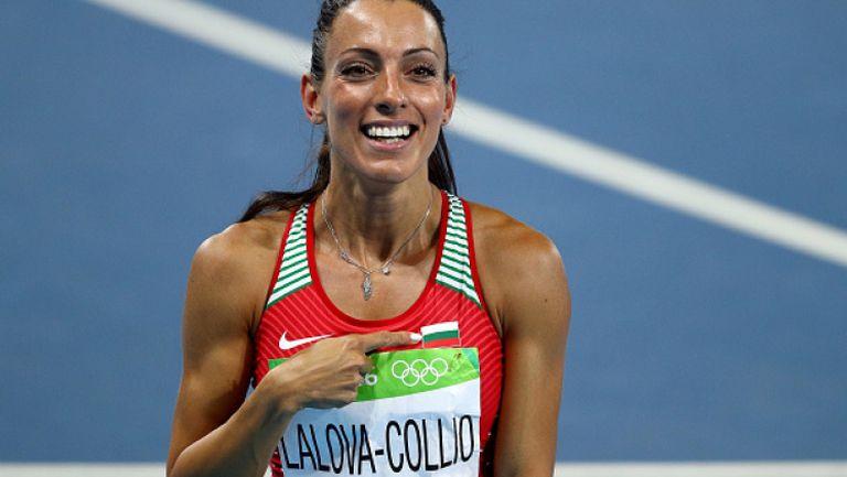 Ивет Лалова се класира за финала на 200 метра