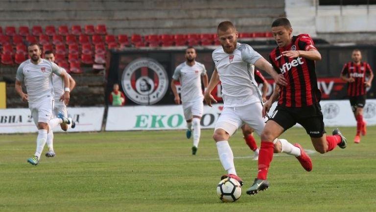 Локомотив (София) - Царско село 0:1