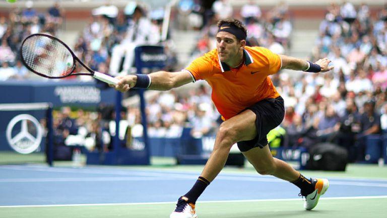 Дел Потро и контузия спряха Надал на US Open