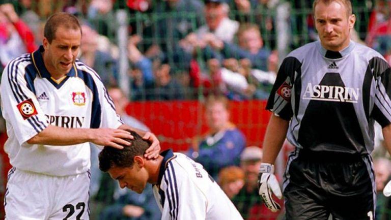 За последно бъдещият клуб на Бербатов профука такава преднина в Бундеслигата