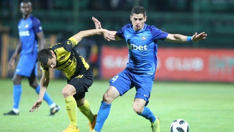 Ръководството на Левски отказа договорена сделка за трансфер на национал