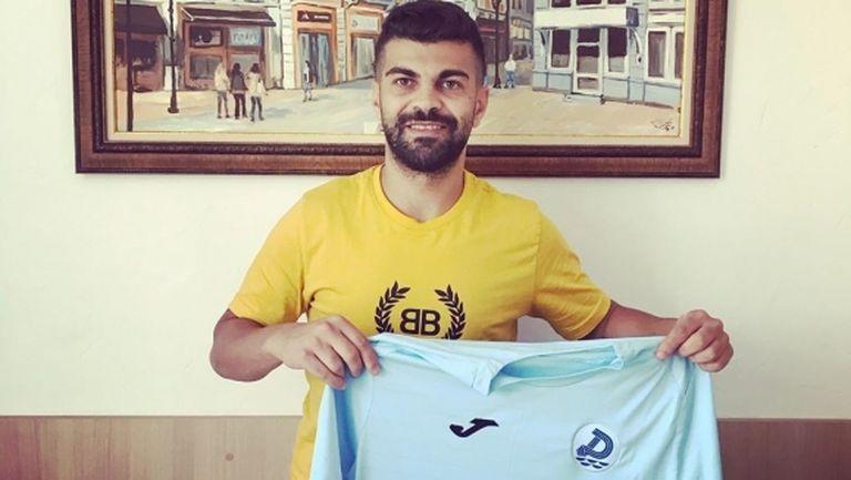 Самир Аяс отново е футболист на Дунав