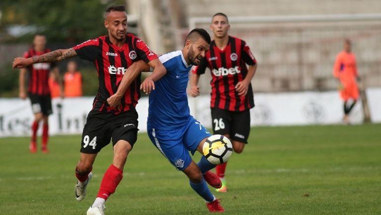 Арда взе футболист на Локо (Сф), сърби на проби в клуба