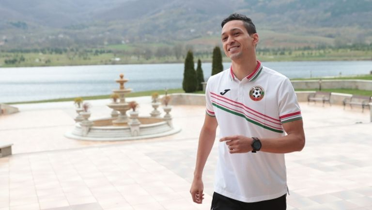 Марселиньо: Става ми нещо на сърцето, защото Хубчев мисли, че не мога да помогна на България