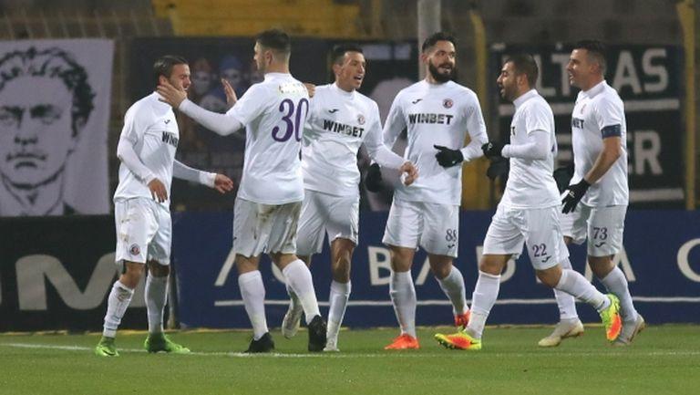 Етър с престижен резултат срещу Динамо (Загреб) в Турция (видео)