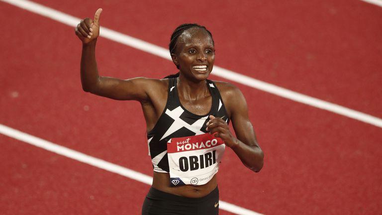 Хелън Обири попълни впечатляващата си спортна визитка