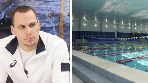 """Антъни Иванов: Басейн """"Дианабад е под всякаква критика, държавата е абдикирала от спорта"""