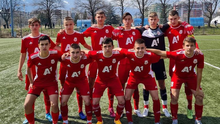 ЦСКА-София U16 продължава напред за Купата