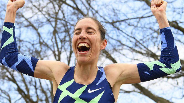 Европейска медалистка в стийпълчейза си осигури олимпийска квота в маратона