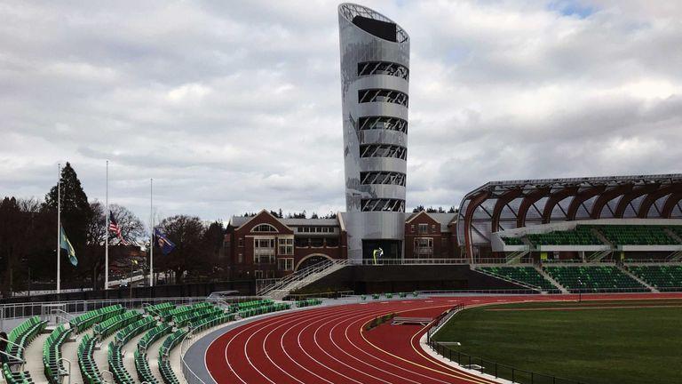 Модерният стадион за Световното в Орегон е готов