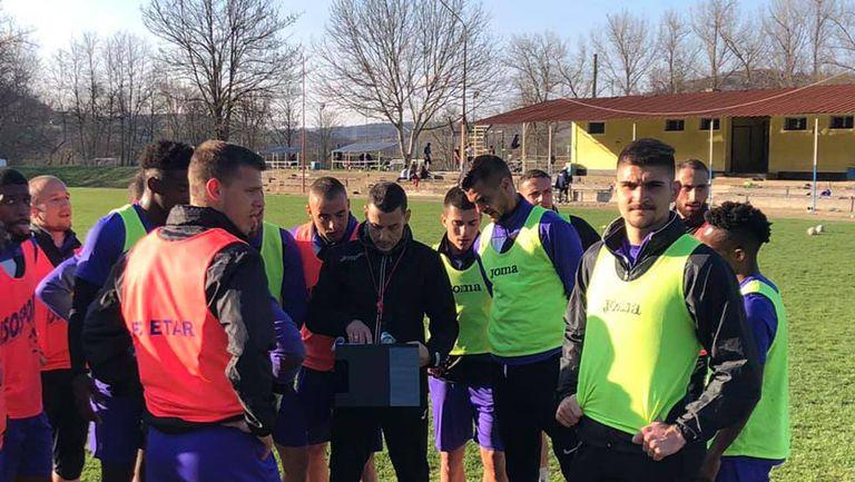 Томаш: Преодолях препятствието и отново съм сред момчетата