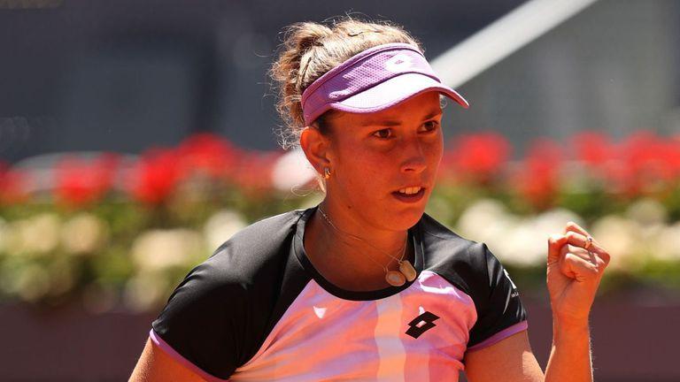 Елизе Мертенс елиминира Симона Халеп на турнира в Мадрид