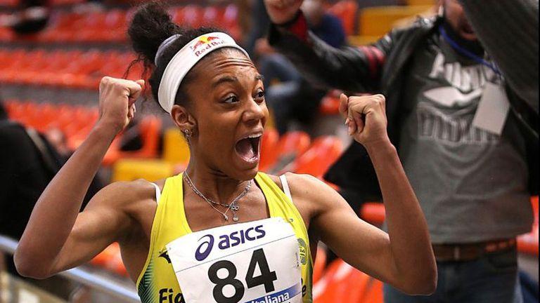 Ратифицираха световния рекорд на Лариса Япикино