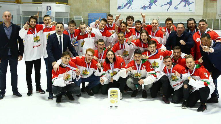 Хокейният сезон в България ще завърши с две контроли на юношеския национален отбор срещу Босна и Херцеговина