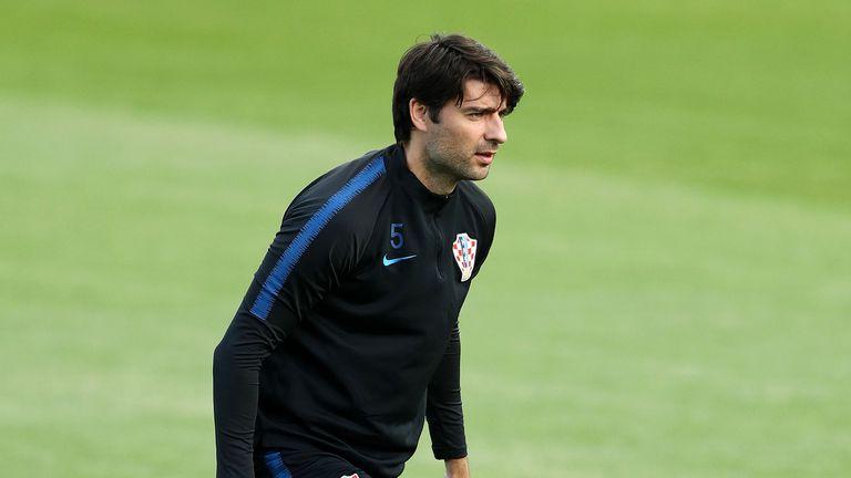 Ведран Чорлука става помощник-треньор на Хърватия