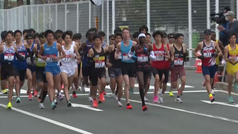 Коу похвали организаторите на Токио 2020 за тестовия маратон в Сапоро