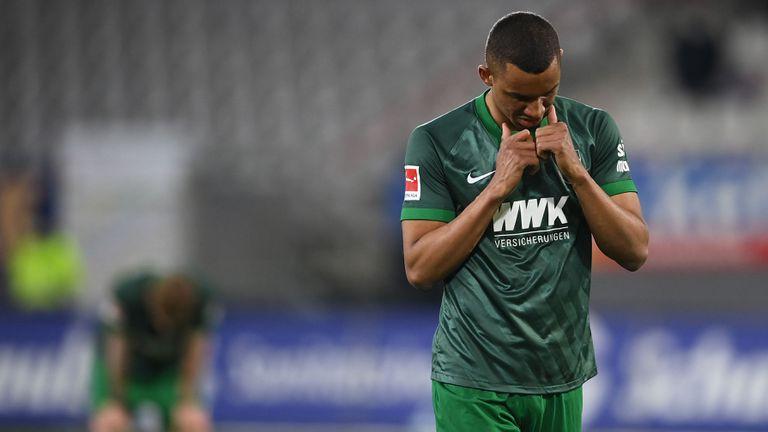 Аугсбург загуби основен играч