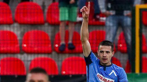 """17-годишен прекъсна головата суша на Левски, Боби Цонев се завърна ударно за """"сините"""""""