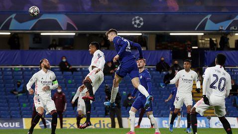 Челси повали Реал Мадрид с 2:0 и е на финал