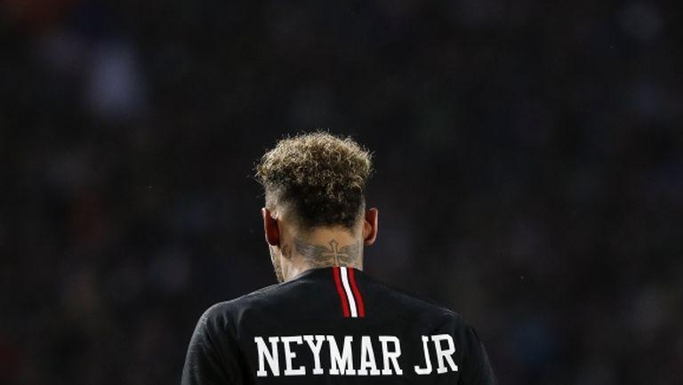 ПСЖ загуби Неймар и за двата мача с Ман Юнайтед