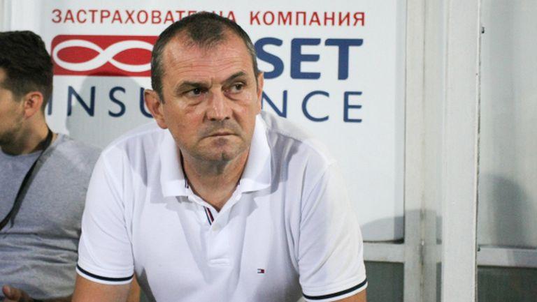 """""""Депресираният"""" Загорчич проговори: Хвърлихме се много яко!"""