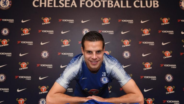 Аспиликуета подписа нов договор с Челси