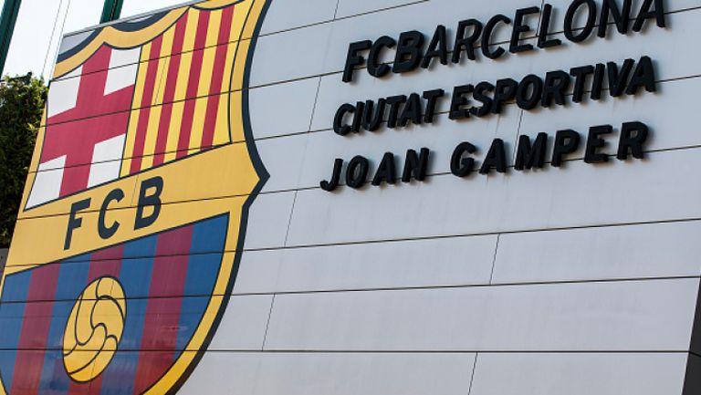 Барселона тренира на пълни обороти
