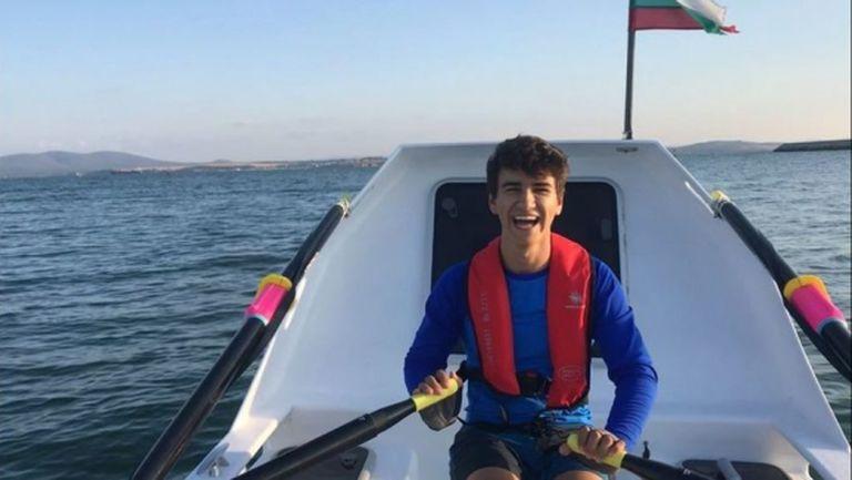 Да откриеш своя Еверест: как баща и син планират да прекосят Атлантика с лодка