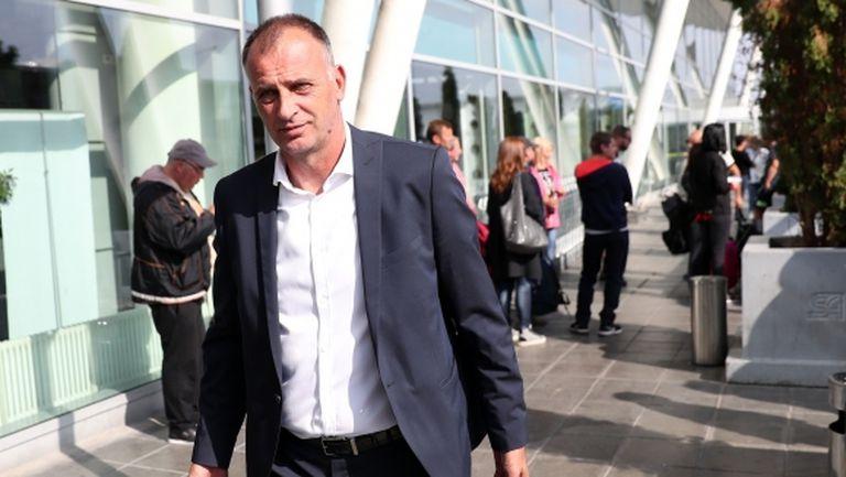 Антони Здравков: Първенството е дълго, не бих казал, че в момента ни е приоритет