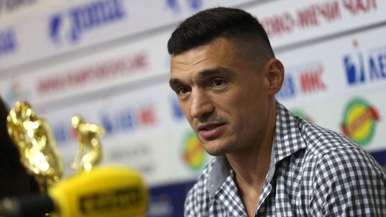 Кешерю: Искам Костов да стане голмайстор, а Лудогорец да е шампион